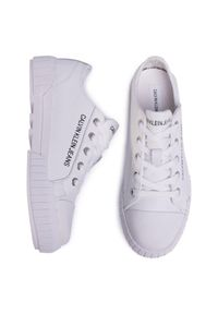 Calvin Klein Jeans Trampki Blaza R0786 Biały. Kolor: biały