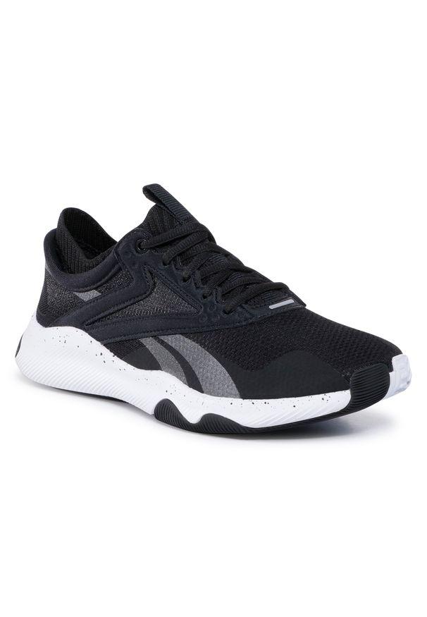 Czarne buty treningowe Reebok z cholewką
