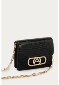 Czarny portfel Aldo