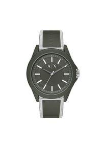 Zielony zegarek Armani Exchange