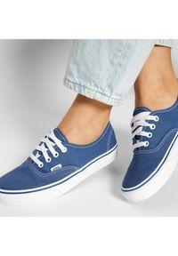 Vans Tenisówki Authentic VN-0 EE3NVY Niebieski. Kolor: niebieski. Model: Vans Authentic