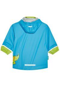 Playshoes Kurtka przeciwdeszczowa 408596 D Niebieski Regular Fit. Kolor: niebieski #4