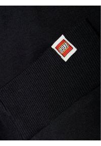Czarne spodnie dresowe LEGO Wear