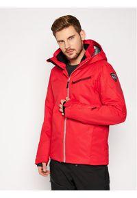 Czerwona kurtka sportowa Rossignol narciarska