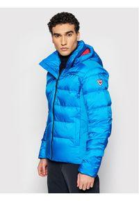Rossignol Kurtka narciarska Hiver RLIMJ40 Niebieski Slim Fit. Kolor: niebieski. Sport: narciarstwo