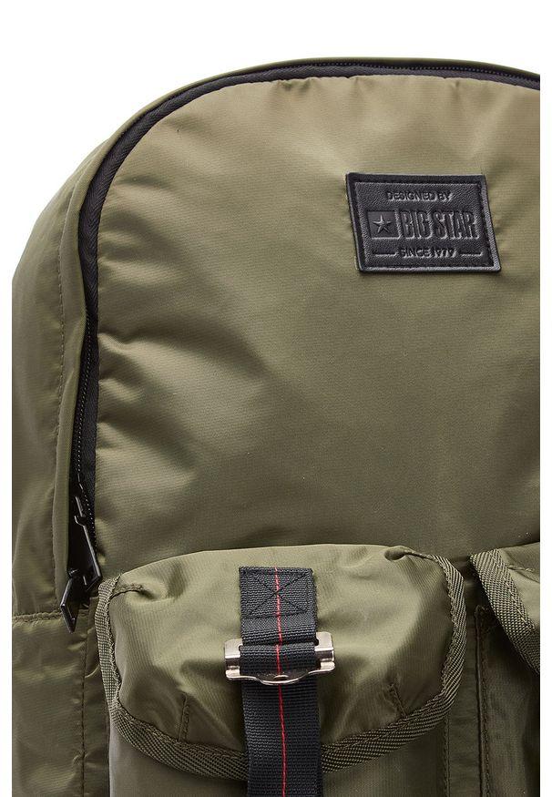 Zielony plecak Big Star Accessories