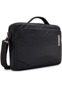 Czarna torba na laptopa THULE