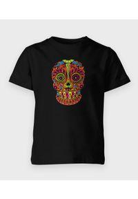 MegaKoszulki - Koszulka dziecięca Colorful Skull. Materiał: bawełna