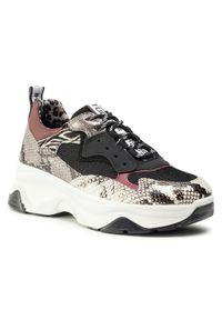 Buty sportowe Togoshi w kolorowe wzory