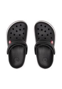 Crocs - Klapki CROCS - Crocband 11016 Black. Okazja: na co dzień. Kolor: czarny. Styl: casual