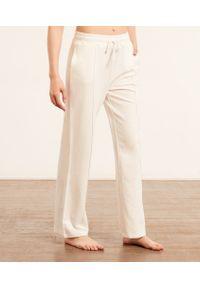 Curt Pantalon De Pyjama - M - Biały - Etam. Kolor: biały
