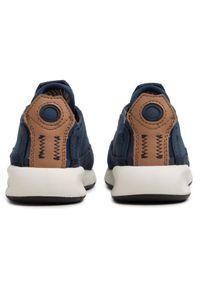 Geox Sneakersy J Aeranter B. B J02BNB 02211 C4000 M Granatowy. Kolor: niebieski