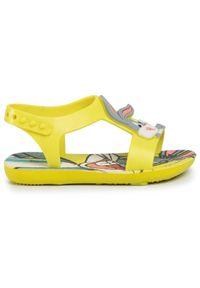 Żółte sandały Ipanema