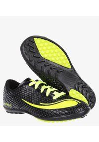 Czarne buty do piłki nożnej Casu