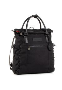 Czarna torebka klasyczna Desigual na ramię