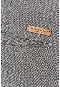 Baldessarini - Spodnie. Kolor: niebieski. Materiał: tkanina #3