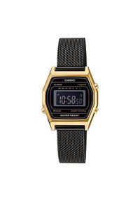Czarny zegarek Casio vintage