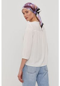 Biała bluzka Jacqueline de Yong na co dzień, casualowa