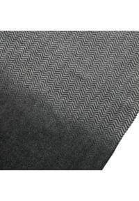 Pierre Cardin - Szal PIERRE CARDIN - 99172/000/2905 Black 2000. Kolor: szary. Materiał: wełna, bawełna, materiał, poliamid