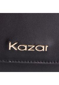 Czarna torebka Kazar klasyczna