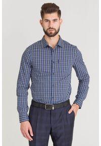 Koszula Armani Exchange biznesowa, na spotkanie biznesowe