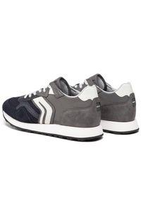 Geox Sneakersy U Vincit A U155VA 0PTFU C0661 Granatowy. Kolor: niebieski