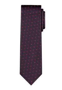 Vistula Krawat Wester XY0568 Granatowy. Kolor: niebieski