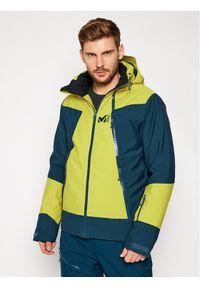 Kurtka sportowa Millet narciarska, w kolorowe wzory