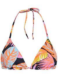 Góra bikini w kolorowe wzory