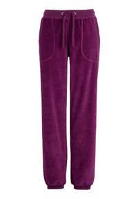 Fioletowe spodnie Cellbes