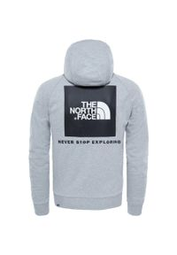Czarna bluza The North Face raglanowy rękaw