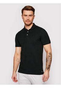 Czarna koszulka polo Roy Robson polo