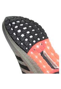 Adidas - Buty do biegania adidas Ultraboost Summer RDY FW9771. Zapięcie: sznurówki. Materiał: materiał, skóra. Szerokość cholewki: normalna. Sport: bieganie, fitness