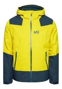 Millet Kurtka narciarska Roldal MIV8935 Żółty Regular Fit. Kolor: żółty. Sport: narciarstwo #2