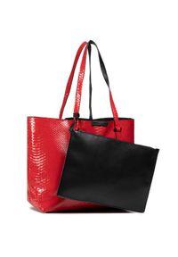 Czerwona torebka Kendall + Kylie