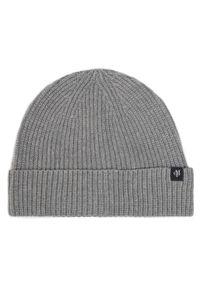 Szara czapka zimowa Marc O'Polo