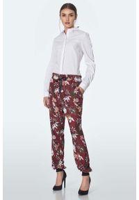 Czerwone spodnie Nife
