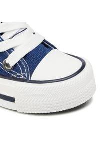 Big-Star - Trampki BIG STAR - HH374189 Navy. Kolor: niebieski. Materiał: materiał