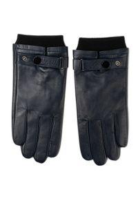 Niebieskie rękawiczki Wittchen