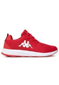 Kappa - Sneakersy KAPPA - Banjo 1.2 242703 Red/White 2010. Okazja: na co dzień. Kolor: czerwony. Materiał: materiał. Szerokość cholewki: normalna. Sezon: lato. Styl: elegancki, casual
