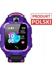 GoGPS Zegarek Telefon GPS dla dziecka - GoGPS K24