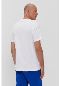 adidas Originals - T-shirt. Okazja: na co dzień. Kolor: biały. Wzór: nadruk. Styl: casual
