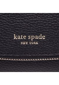 Kate Spade - Torebka KATE SPADE - Lg Convertible Flap PXRUA248 Black 001U. Kolor: czarny. Materiał: skórzane #6