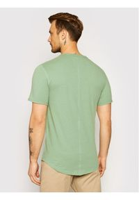 Only & Sons - ONLY & SONS T-Shirt Benne 22019061 Zielony Regular Fit. Kolor: zielony