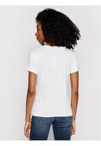 Biały t-shirt Calvin Klein Jeans