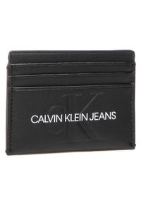 Czarne etui Calvin Klein Jeans