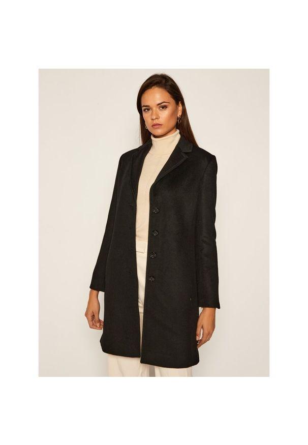 Czarny płaszcz Pennyblack