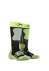Zielone skarpetki X-Socks
