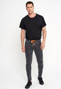 Szare jeansy Born2be #5