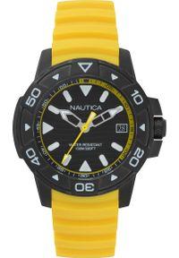 Żółty zegarek Nautica
